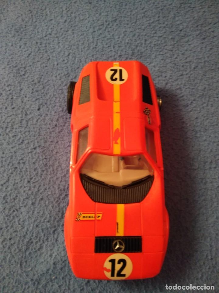 Scalextric: Coches slot mercedes C-111 Scalextric exin - Foto 2 - 201786551
