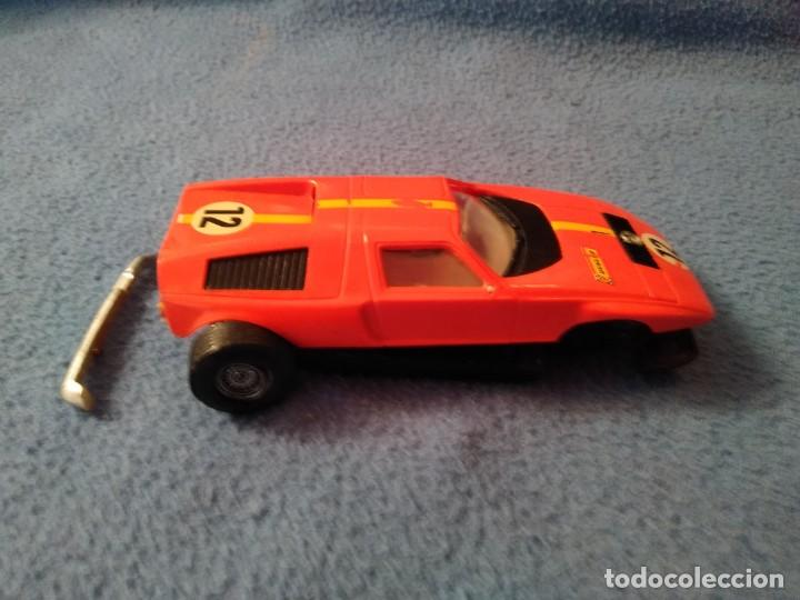 Scalextric: Coches slot mercedes C-111 Scalextric exin - Foto 3 - 201786551