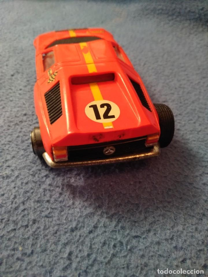Scalextric: Coches slot mercedes C-111 Scalextric exin - Foto 4 - 201786551