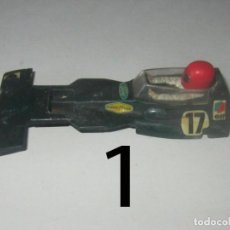 Scalextric: TYRRELL FORD REF C- 48, CARROCERIA VERDE, LOTE 1. Lote 202642560