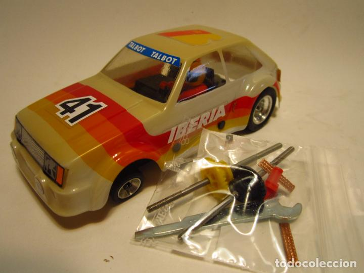 TALBOT HORIZON IBERIA SCALEXTRIC EXIN SRS (Juguetes - Slot Cars - Scalextric Exin)