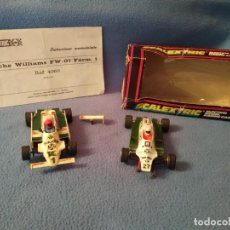Scalextric: LOTE COCHES SCALEXTRIC WILLIAMS EXIN. Lote 202982761