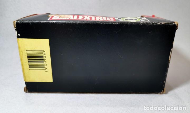 Scalextric: SCALEXTRIC EXÍN LANCIA 037 R-6 ref. 4086, PERFECTO ESTADO DEL AÑO 1988 - Foto 16 - 203902982