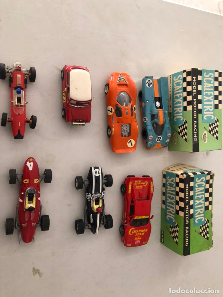 SCALEXTRI (Juguetes - Slot Cars - Scalextric Exin)