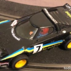 Scalextric: SCALEXTRIC EXIN LANCIA STRATOS LE POINT. Lote 204319473