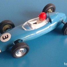 Scalextric: BRM C72 FORMULA JUNIOR SCALEXTRIC TRI-ANG UK. Lote 204328052