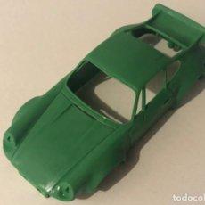 Scalextric: SCALEXTRIC EXIN PORSCHE 911 RARA CARROCERIA VERDE FOLTENE REF 8735. Lote 204549795