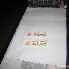 Scalextric: CALCAS AL AGUA DE MINI COOPER DE SCALEXTRIC EXIN. Lote 261200655