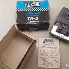 Scalextric: SLOT SCALEXTRIC EXIN TRANSFORMADOR TR-2. Lote 204646412