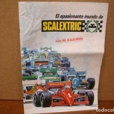 Scalextric: EXIN GUIA DEL SCALEXTRISTA. Lote 205043240