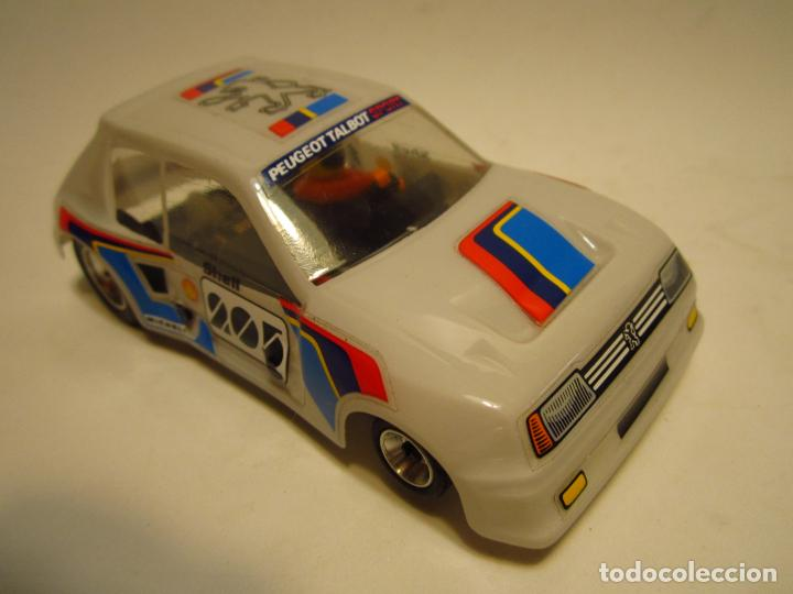 Scalextric: PEUGEOT 205 TURBO SCALEXTRIC EXIN SRS - Foto 3 - 205145231