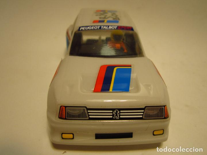 Scalextric: PEUGEOT 205 TURBO SCALEXTRIC EXIN SRS - Foto 6 - 205145231