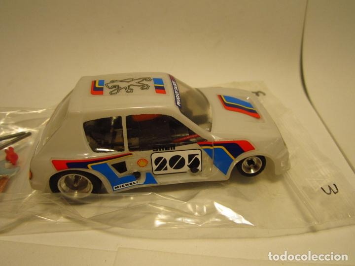 Scalextric: PEUGEOT 205 TURBO SCALEXTRIC EXIN SRS - Foto 14 - 205145231