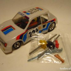 Scalextric: PEUGEOT 205 TURBO SCALEXTRIC EXIN SRS. Lote 205145231