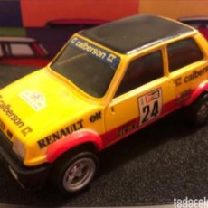 Scalextric: SCALEXTRIC EXIN SRS RENAULT 5 CALBERSON. Lote 205268388