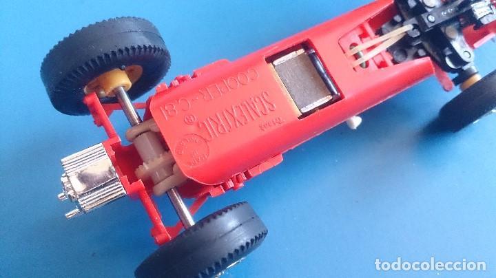 Scalextric: COOPER C81 FORMULA JUNIOR SCALEXTRIC TRI-ANG UK - Foto 6 - 205309192