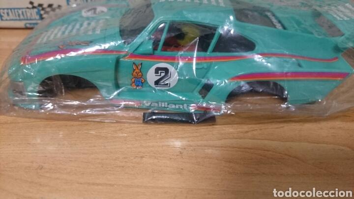 Scalextric: CARROCERÍA EN BLISTER PORSCHE 935 VAILLANT SCALEXTRIC EXIN - Foto 2 - 205379741