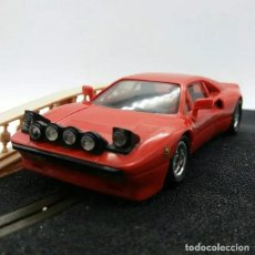 Scalextric: SCALEXTRIC EXIN FERRARI GTO ENTREMONT. Lote 205732213