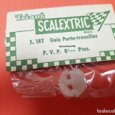 Scalextric: SCALEXTRIC EXIN GUIA FIJA RARA COOPER,FERRARI 156. Lote 205855483