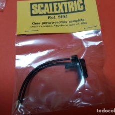 Scalextric: SCALEXTRIC EXIN GUIA COMPLETA MOTOR RX2. Lote 205855651