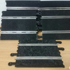 Scalextric: LOTE 5 UDS RECTA 175 MM NUEVAS SCALEXTRIC EXIN. Lote 205864590
