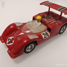 Scalextric: SCALEXTRIC EXIN CHAPARRAL GT C-40 ROJO. Lote 206189005