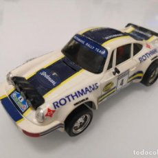 Scalextric: PORSCHE 911 RS EXIN ROTHMANS SCALEXTRIC. Lote 206189012