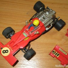 Scalextric: SCALEXTRIC EXIN TYRRELL FORD ROJO C-48. Lote 206209688