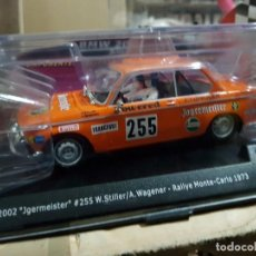 Scalextric: SCALEXTRIC SPIRIT BMW 2002 JAGERMAIFTER. Lote 206287487