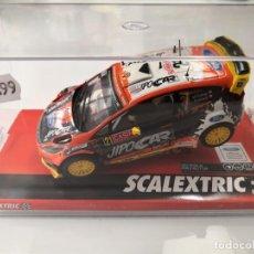 Scalextric: PRECIOSO FORD FIESTA WRC PROKOP TOMANEK SCALEXTRIC 21 MONTE CARLO NUEVO PRECINTADO A10216S300 RS. Lote 206296187