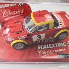Scalextric: FIAT 124 SPIDER SPYDER SCALEXTRIC DORSAL 3. Lote 206296252