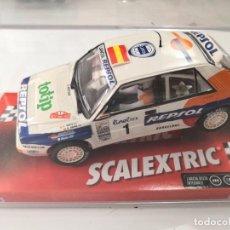 Scalextric: SCALEXTRIC LANCIA DELTA INTEGRALE TECNITOYS REF. 6157. Lote 206296305