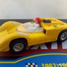 Scalextric: CHAPARRAL GT SCALEXTRIC EXIN REF.C.40.. Lote 206311192