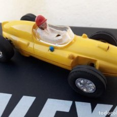 Scalextric: COOPER CLIMAX AMARILLO SCALEXTRIC EXIN TRIANG.IMPECABLE.. Lote 206416858