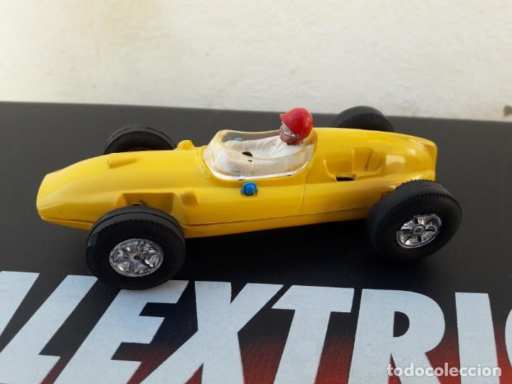 Scalextric: Cooper climax amarillo scalextric exin triang.impecable. - Foto 2 - 206416858