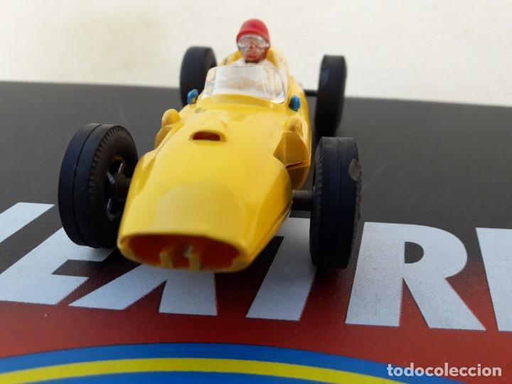 Scalextric: Cooper climax amarillo scalextric exin triang.impecable. - Foto 3 - 206416858