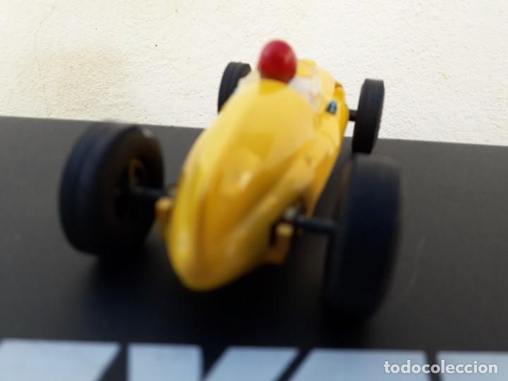 Scalextric: Cooper climax amarillo scalextric exin triang.impecable. - Foto 5 - 206416858