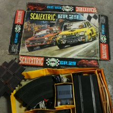 Scalextric: SCALEXTRIC GP-29- EXIN, LOTE PISTAS Y ACCESORIOS. SIN COCHES!.. Lote 206510403