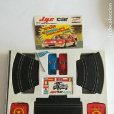 Scalextric: SCALEXTRIC JYE CAR JUNIOR 5000 , TAL COMO SE VE. Lote 206569957