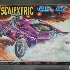 Scalextric: CIRCUITO GP 17 SCALEXTRIC EXIN. Lote 206766786