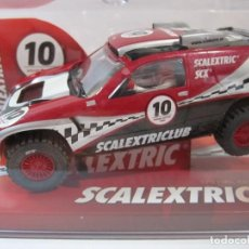 Scalextric: COCHE SCALEXTRIC CLUB SPECIAL EDITION 2010 VOLKSWAGEN. Lote 206773017