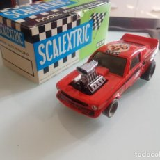 Scalextric: FORD MUSTANG SLOT SCALEXTRIC EXIN. Lote 206854892