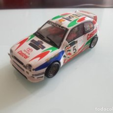 Scalextric: TOYOTA COROLLA SLOT SCALEXTRIC EXIN HORNBY. Lote 206858681