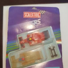 Scalextric: BLISTER FERRARI F1 SCALEXTRIC EXIN SLOT SRS. Lote 206930187