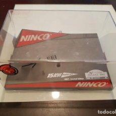 Scalextric: CAJA NINCO RALLY CATALUÑA EDICION 2007 SUBARU WRC RACC. Lote 206934903