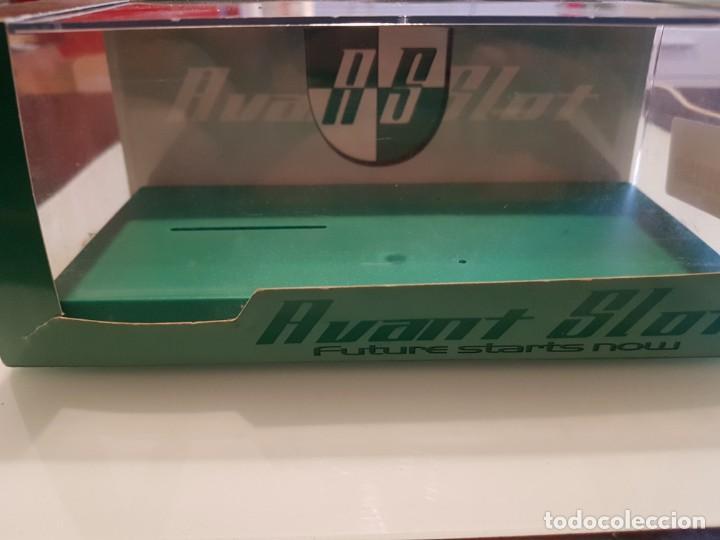 Scalextric: Caja avant slot pescarolo test car edicion limitada - Foto 2 - 206935247