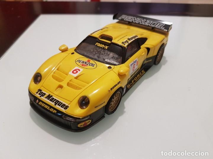 DESGUACE PORSCHE 911 GT1 TECNITOYS SCALEXTRIC EXIN SLOT (Juguetes - Slot Cars - Scalextric Exin)