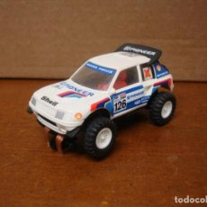 Scalextric: EXIN PEUGEOT 205 REF 2206. Lote 207273683