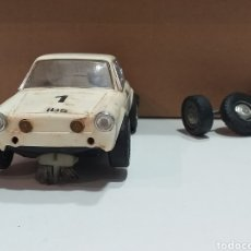 Scalextric: TC 850 COUPÉ ABARTH. Lote 207322466