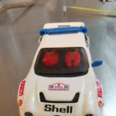 Scalextric: COCHE SCALEXTRIC DE EXIN FORD RS 200 SHELL Nº6. Lote 209045761
